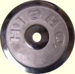 Диск 15кг.ф25 никел