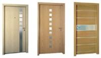 Дизайнерски блиндирани врати