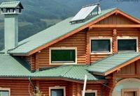 Зелени керемиди за покриви
