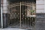 решетъчна портална врата