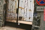 решетъчни врати
