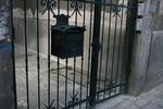 врата решетъчна