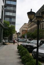 Изработване на улично осветление от ковано желязо