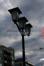 Осветление улично от ковано желязо