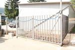решетъчна ограда метална