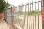 здрави решетъчни метални огради
