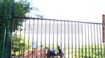 желязна ограда