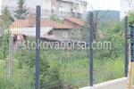 метална ограда от пано