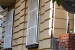 решетка за прозорец от метален профил