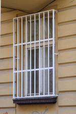 фирма за решетка за прозорец от метален профил