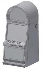 кутия за игрална машина по поръчка 93-3322