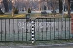 изработка на метални тротоарни огради