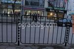 тротоарни решетъчни огради