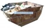 Контейнер за промишлени отпадъци от метал