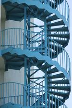 вити метални противопожарни стълби