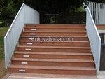метални парапети за стълбища по поръчка