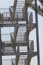 проектиране и изработка на външно метално стълбище по поръчка