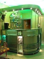 метални барове за заведения