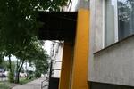 метални навеси за жилищен вход по поръчка