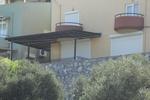 изработка на метален навес за тераса