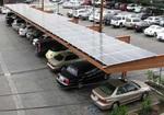 изграждане на навес за много автомобили