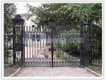 врати и порти с две крила от  желязо