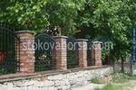 изграждане на желязна ограда