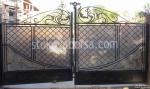 изработка на портални врати от  желязо