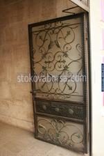 изработка на желязна врата
