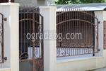 решетъчни огради от ковано желязо