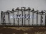 проектиране и изработване на врати от  желязо