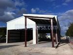 Изграждане на метален гараж