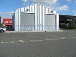 Изработка на метален гараж по поръчка