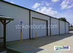Изграждане на метален гараж по поръчка