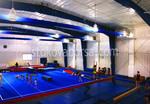 Изработка на стоманени халета за спортни зали