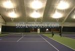 Изграждане на стоманена конструкция за спортна зала