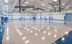 Стоманена конструкция за спортна зала по поръчка