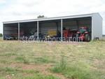 Изграждане на метални селскостопански халета
