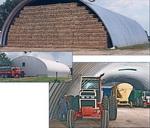 Селскостопанско хале изграждане