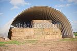 Стоманени халета за селското стопанство