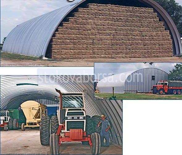 Селскостопанско хале изработка