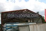 Стоманена конструкция за супермаркет и търговски център