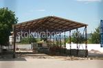 Изработка на стоманено хале за промишлена сграда