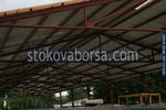 Стоманена конструкция за промишлена сграда по поръчка