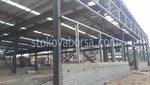Изграждане на стоманена конструкция за производствена сграда