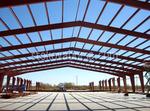 Стоманена конструкция за производствена сграда по поръчка