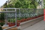 ограда от алуминии