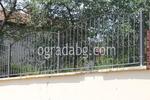 зидани метални огради по поръчка