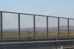 Преградните мрежи против птици за пътища