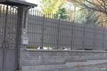 плътни метални огради по поръчка